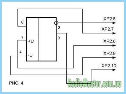 Схема пробника 12 вольт