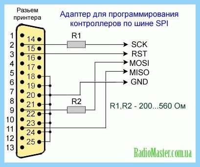 ,программатор для 93c46 и