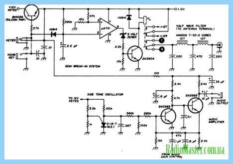 Ремонт d2499 базовую цепь