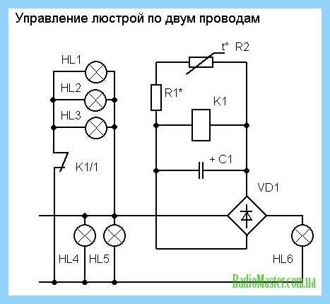 Схема простой триггер на ne555