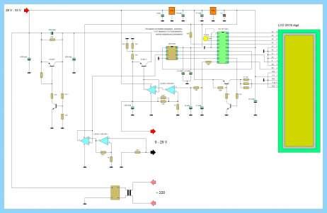 Rgb контроллер схема