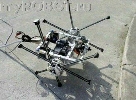 В Лаборатории робототехники и
