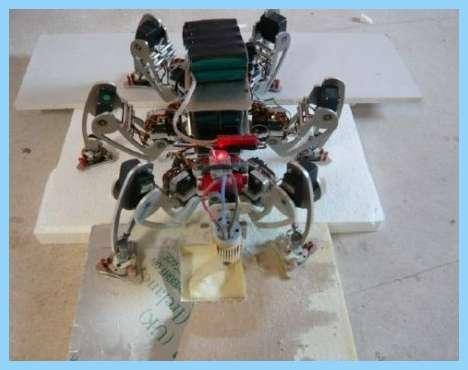RepRap Схемы роботов
