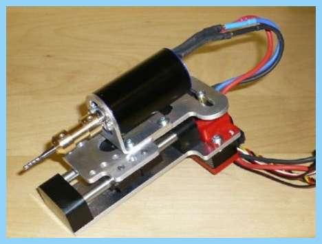 электросхема подключения электродвигателя