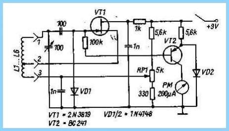 Пиковый индикатор lm3914