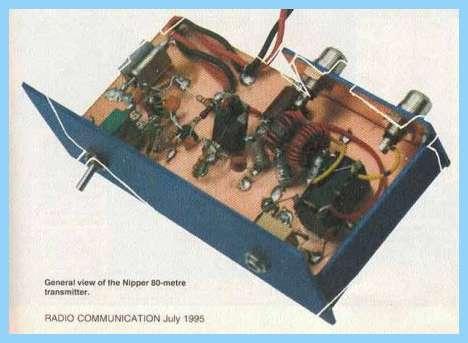 Я Транзисторные передатчики на