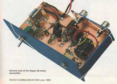 UA9LAQ) Схема передатчика