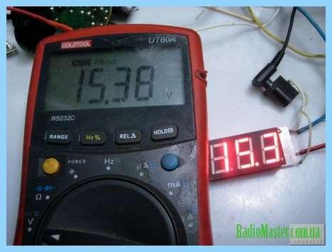 Ld33 стабилизатор схема