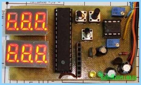 зарядное устройство для литиевых аккумуляторов схема