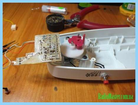 Arduino лампа 220 вольт