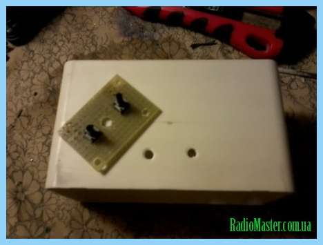 Схема фм приемника на транзисторах.