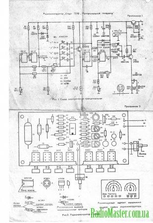 Изготовленный генератор из