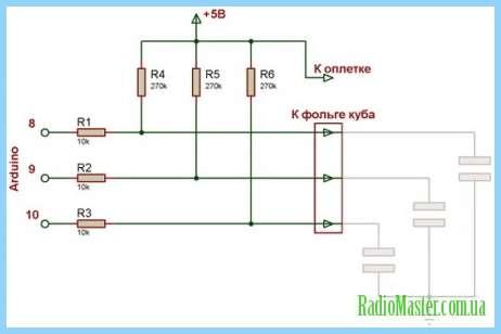 Dmx 512 контроллер своими