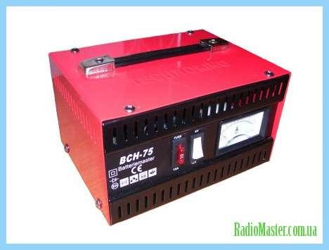 Зарядное устройство для автомобильного аккумулятора 12в своими