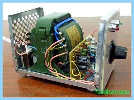 Регулятор мощности на симисторе bt136-600e для паяльника.