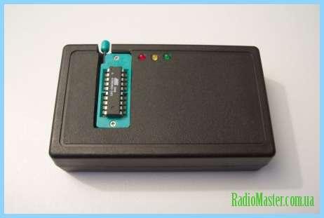 Электронный термометр 300 схема.