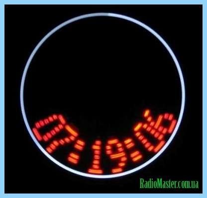 Самодельные электронные часы