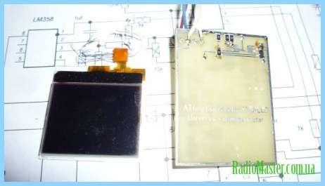 Частотомер и вольтметр на микроконтроллере для генератора нч.