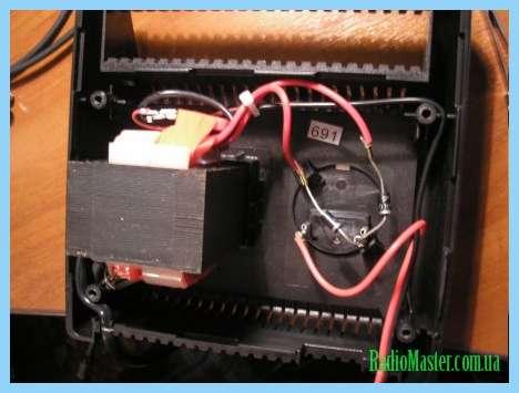 Эл схему автоматические зарядные устройства - КЕДР - АВТО 4А для автомобильных аккумуляторов.