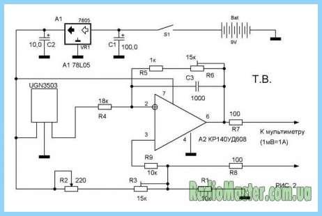 Для A97b токовая приставка